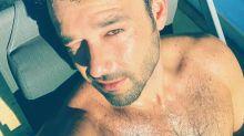 """Sérgio Marone viraliza com vídeo de sunga: """"Natural"""""""