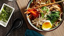 Make delicious chicken ramen from home in just 15 minutes