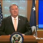 Secretary Mike Pompeo addresses attack in Sri Lanka