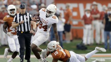 Texas WR writes poem on racism in U.S., Trump