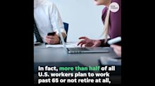 Is retirement dying? The old work model is disappearing for boomers, Gen Xers