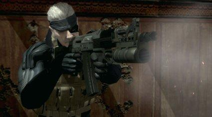 Metal Gear Solid 4: PS3 exclusive, like it always was