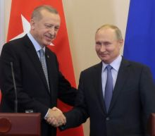 Erdogan hails 'historic agreement' with Putin over Syria