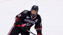NCAA Hockey 101: The Hobey Baker case for Northeastern's Zach Aston-Reese