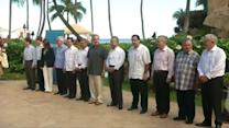 Final push for Pacific trade pact