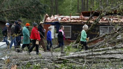 Southern Plains brace for more severe weather