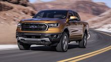 Is This the Next-Gen 2022 Ford Ranger Pickup? We Think So