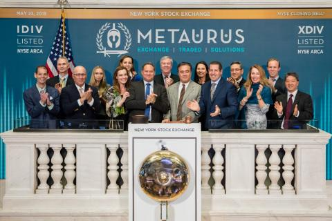 Metaurus Advisors is Granted Patent for the First-Ever Splitting of an Equity Index into Separate Components of Dividends and Price