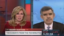 El-Erian: Fed will not taper in isolation