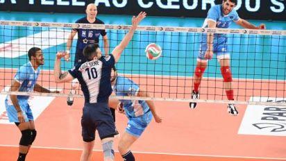 Volley - Ligue A (H) - Nicolas Mendez à Paris, Petrus Montes à Nantes-Rezé