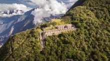 Peru is opening up a little-known alternative to Machu Picchu with a new road and cable car