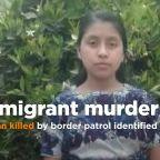 Woman Killed By Border Patrol Identified As Claudia Patricia Gomez Gonzales, 20