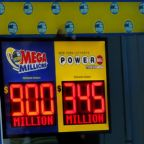 U.S. Mega Millions jackpot nears $1 billion, second largest on record