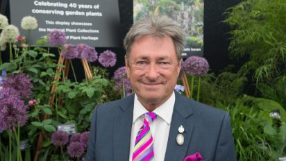 Titchmarsh on garden centres binning £200m plants
