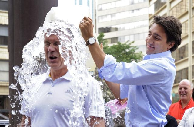 The internet's Ice Bucket Challenge funded a medical discovery