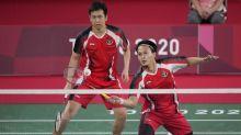 Jadwal Siaran Langsung Semifinal Bulutangkis Olimpiade Tokyo 2020 di Indosiar, Jumat 29 Juli: Ayo! Dukung Perjuangan Ahsan / Hendra  Ganda p