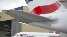 Un problema informático causó retrasos y anulación de vuelos de British Airways