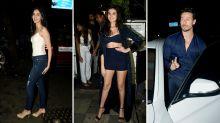 In Pics: Ananya Panday, Tiger Shroff Bring In Tara Sutaria's B'Day