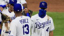 Royals beat Cubs 13-2, stop 6-game slide