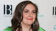 Lena Duham reveals walking the London Fashion Week catwalk has boosted her body confidence
