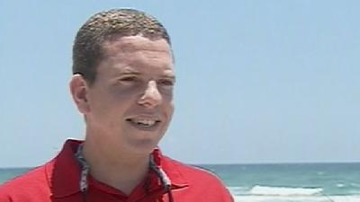 Beachgoers Voice Opinions On Offshore Drilling