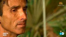 Tras jugar a ser el hombre de hierro, Hugo Sierra revela sus miedos y muestra su lado más humano