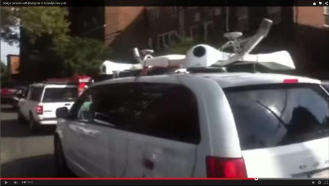 Warum sendet Apple Kameraautos aus? (Video)