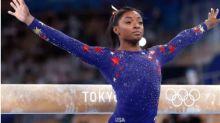 Simone Biles competirá en la final de viga de equilibrio en Tokio 2020