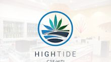 High Tide Opens 27th Canna Cabana Bringing its Total to 30 Branded Retail Cannabis Stores across Canada