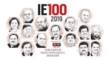IE100: The list of most powerful Indians in 2019