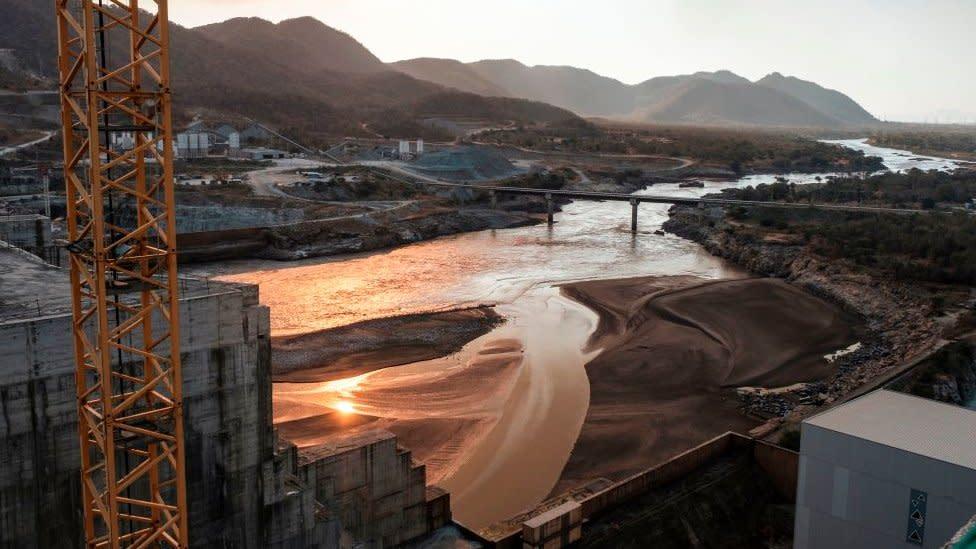 River Nile dam: Sudan blasts 'unilateral' move as Ethiopia dam fills - yahoo