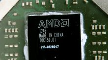 AMD shares plummet after the chip giant gives weak guidance