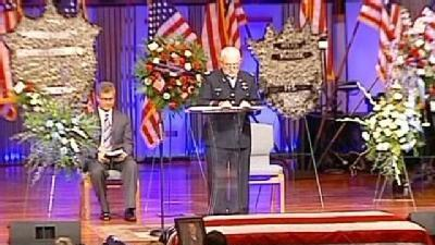 Watch: Jeff Taylor Memorial Service