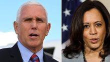 Présidentielle américaine : place au débat entre Mike Pence et Kamala Harris