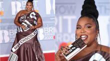 La alfombra roja de los BRIT Awards 2020