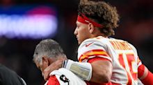 Watch Chiefs blow out Broncos, but lose Mahomes