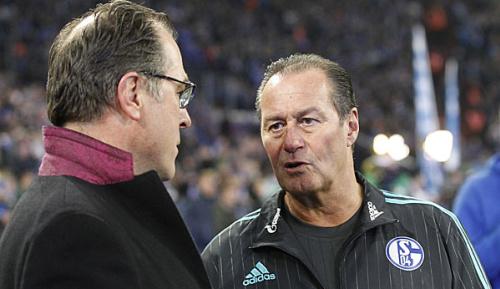 Bundesliga: Schalke: Tönnies will Stevens 2018 in Aufsichtsrat einbinden