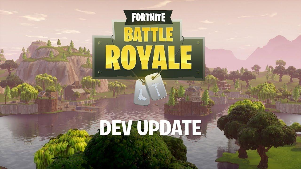 Fortnite Roadmap Reveals Battle Royale Save The World Fixes For