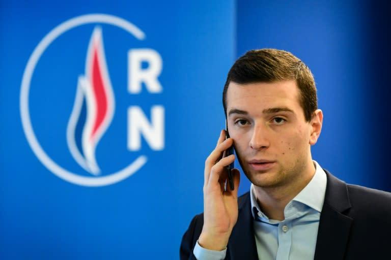 "Navalny: Bardella (RN) refuse de ""s'ingérer dans la vie"" de la Russie"