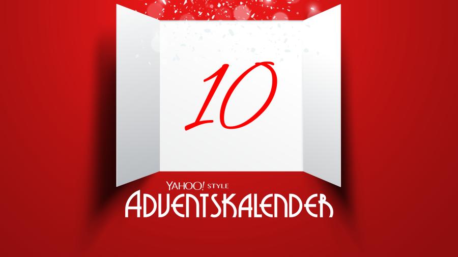 Yahoo Style Adventskalender: Türchen 10