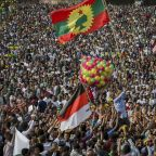 2nd person dies after grenade blast at huge Ethiopia rally