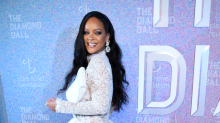 Watch Rihanna's Emotional Reunion With High School Gym Teacher