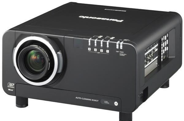 Panasonic reveals new DLP projectors: 12,000 lumens and pixels galore
