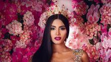 Stephanie Gutiérrez, una reina con look de Pocahontas, es elegida nueva Miss Venezuela