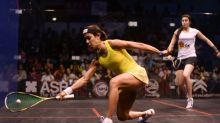 Evergreen David, bloodied Elshorbagy into squash semis