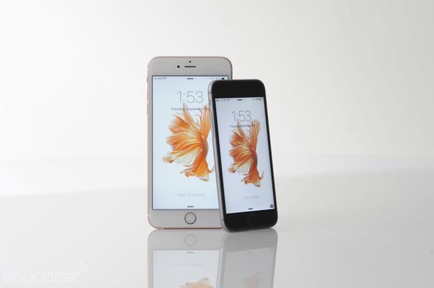 iPhone 6s battery life may vary slightly depending who made the processor