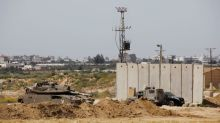 Israel uncovers tunnel from Gaza, military says holds Hamas responsible