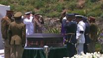 Mandela buried in ancestral homeland