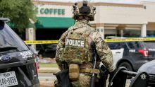 Three dead, gunman on the run in Texas shooting