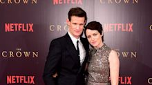 The Crown's Matt Smith speaks on Claire Foy pay disparity row